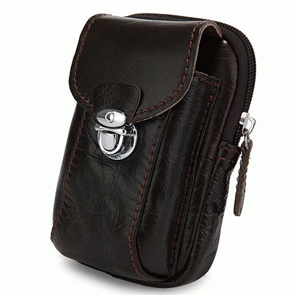 """Сумка на пояс 7066C - Поясные сумки - Мужские кожаные сумки - Сумки - Каталог Интернет-магазин """"Мистер Сумкин"""""""