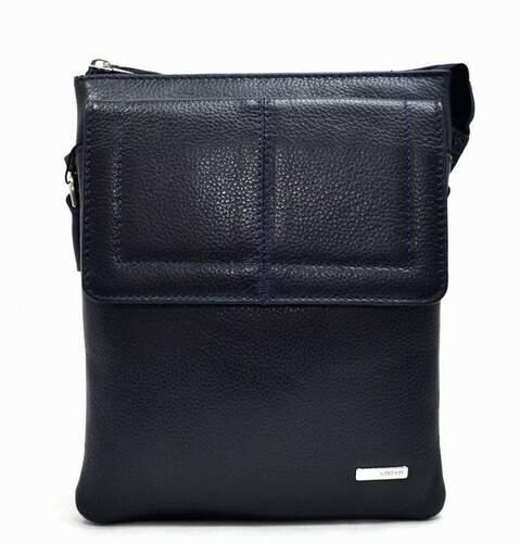 Мужская кожаная сумка Karya 8765 - фото 1