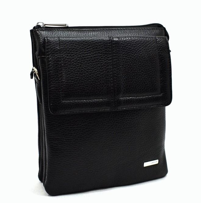 Мужская кожаная сумка Karya 6113 - фото 1