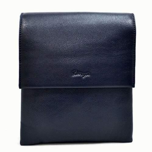 Мужская кожаная сумка Karya 8768 - фото 1