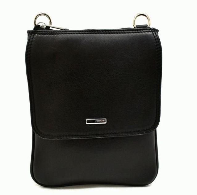 Мужская кожаная сумка Karya 8771 - фото 1