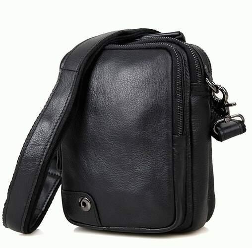 Мужская сумка через плечо 1007A Buffalo Bags 6048 - фото 1