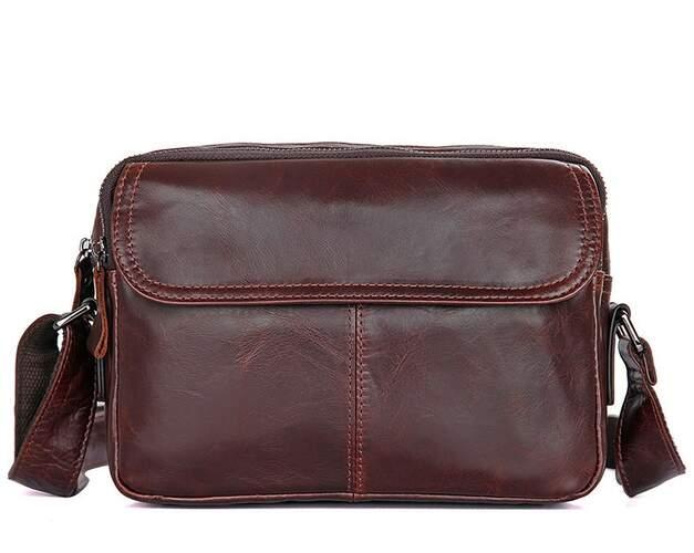 Мужская сумка через плечо S.J.D. 10586 - фото 1