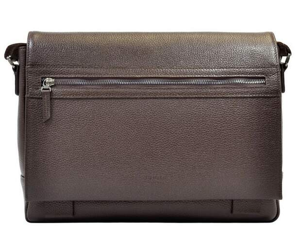 Мужская кожаная сумка BOND 12433 - фото 1