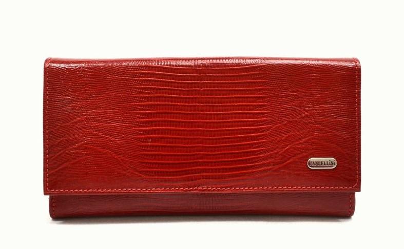 Женский кожаный кошелек Canpellini 8657 - фото 1