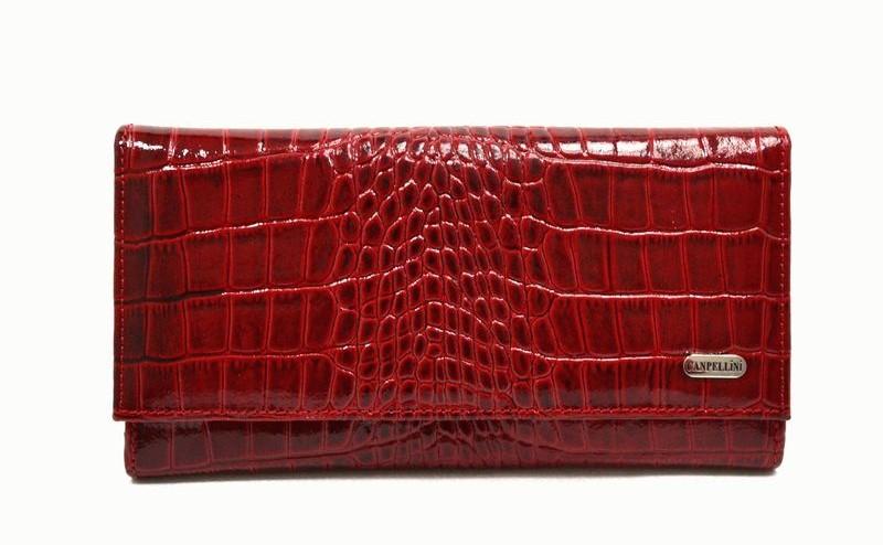 Женский кожаный кошелек Canpellini 8656 - фото 1