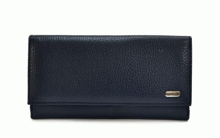 Женский кожаный кошелек Canpellini 8652 - фото 1