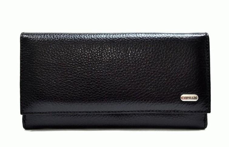 Женский кожаный кошелек Canpellini 8647 - фото 1