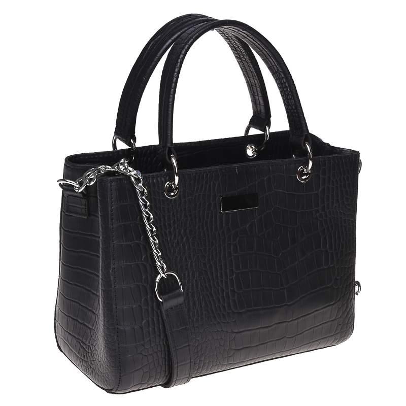 Кожаная женская сумка Ricco Grande 19244 - фото 1