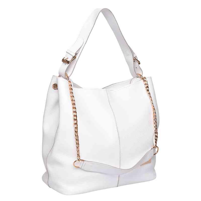 Кожаная женская сумка Ricco Grande 18414 - фото 1