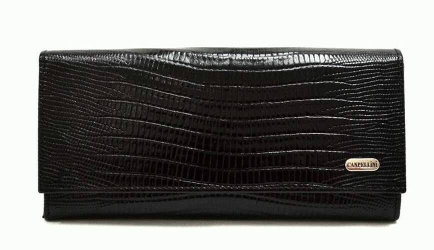 Женский кожаный кошелек Canpellini 8687 - фото 1
