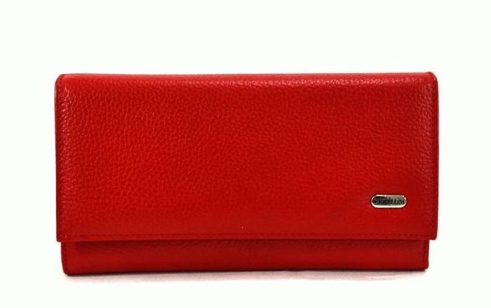 Женский кожаный кошелек Canpellini 8660 - фото 1