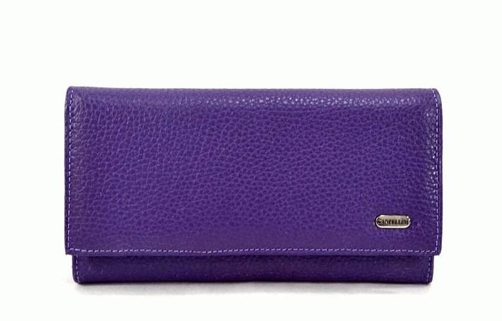 Женский кожаный кошелек Canpellini 8661 - фото 1