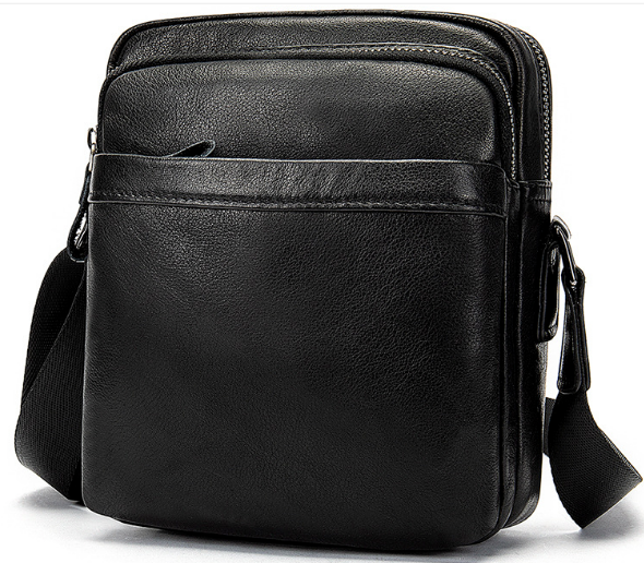 Мужская кожаная сумка Buffalo Bags 18064 - фото 1