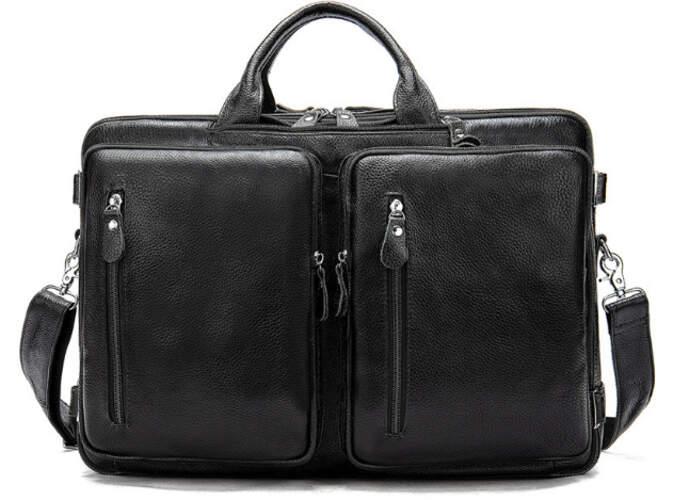 Кожаный портфель Buffalo Bags 18380 - фото 1