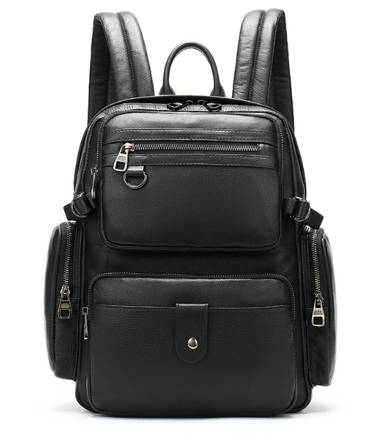 Мужской кожаный рюкзак Buffalo Bags 13552 - фото 1