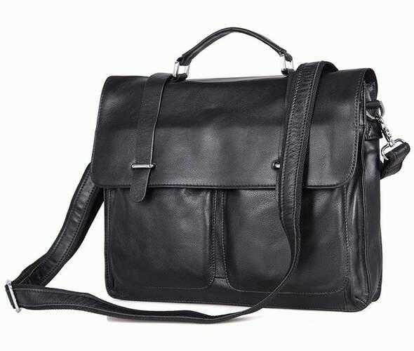 Мужской вместительный портфель Buffalo Bags 5090 - фото 1