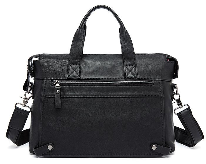 Кожаный портфель мужской Buffalo Bags 13341 - фото 1