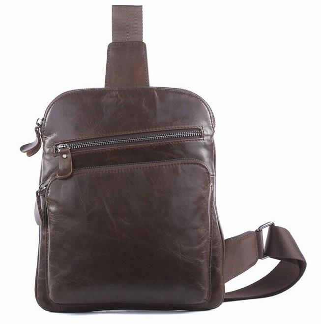 Кожаный рюкзак 7195C Buffalo Bags 7424 - фото 1