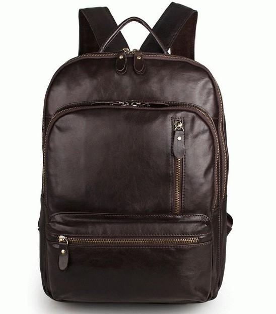 Кожаный рюкзак 7313Q Buffalo Bags 5529 - фото 1