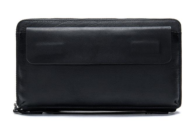 Мужской кожаный клатч Buffalo Bags 14320 - фото 1