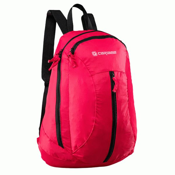 Рюкзак Caribee Fold Away 20 Red - фото 1