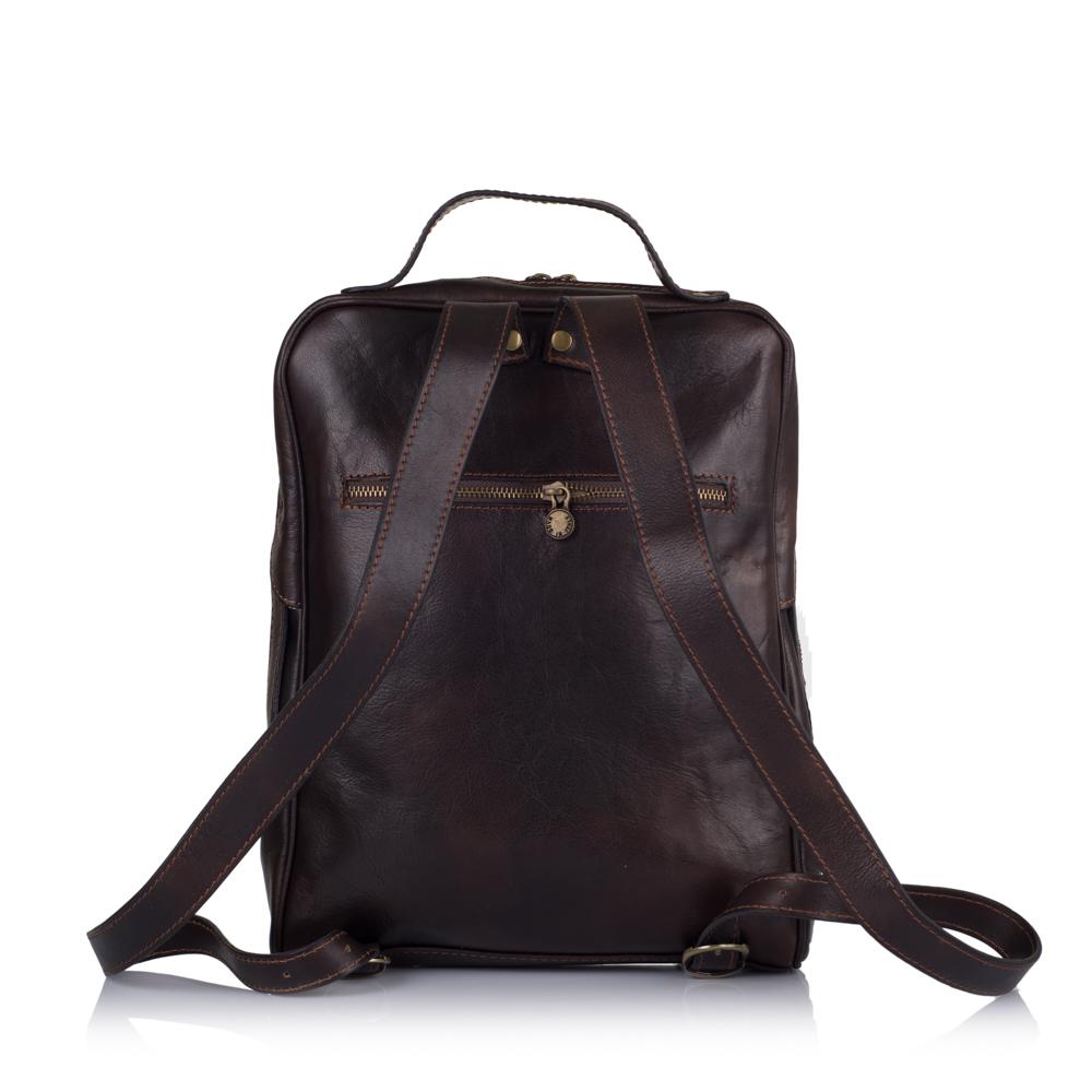 08b235892f0b Мужской кожаный рюкзак Virginia Conti (Италия) - VCM00354C - купить ...