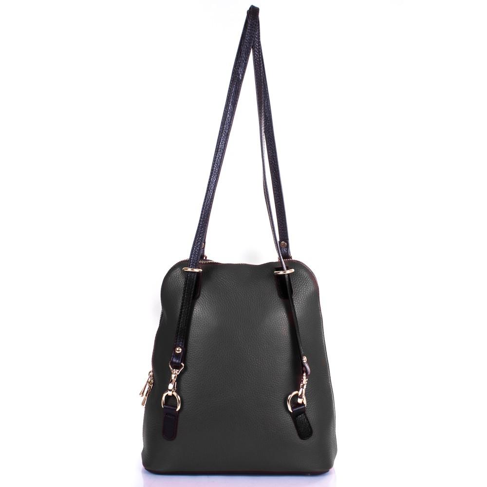 5b36c147354f Кожаная женская сумка-рюкзак Desisan - 3132-01 - купить в Киеве по ...