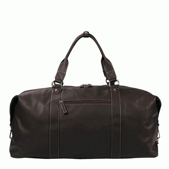 24e5934348d5 Кожаная дорожная сумка KATANA Размер: 59 x 35 x 27 см Цвет: коричневый  Материал: телячья кожа Стильная и вместительная дорожная сумка из  натуральной кожи.