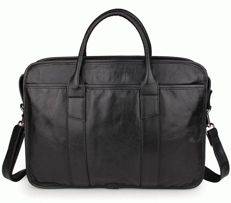 6211f1d806f2 Кожаная мужская сумка S.J.D. - 7321A - купить в Киеве по выгодной ...