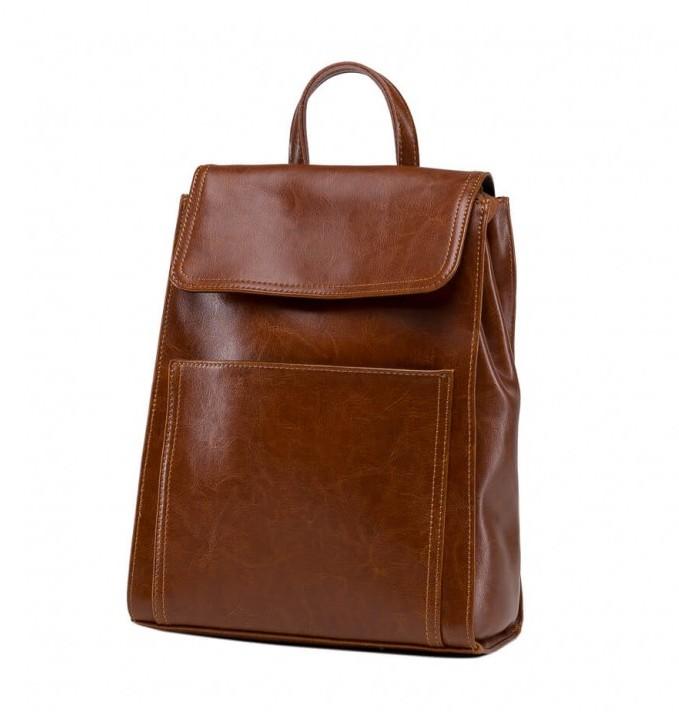 Кожаный рюкзак GRAYS 17993 - фото 1