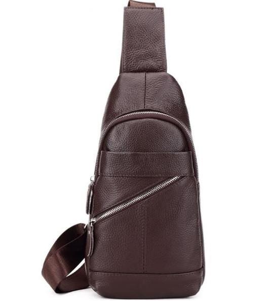 Рюкзак из натуральной кожи Tiding Bag 12958 - фото 1