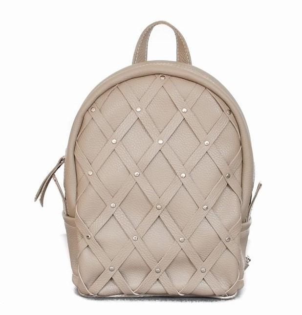 Кожаный рюкзак JIZUZ ARCHER 8138 - фото 1