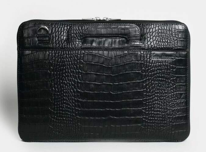 "Кожаная сумка для MacBook 13"" Issa Hara 7540 - фото 1"