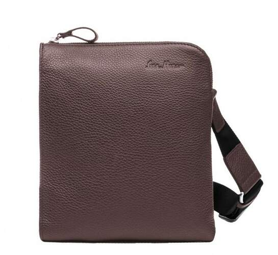 Кожаная сумка через плечо Issa Hara 12930 - фото 1