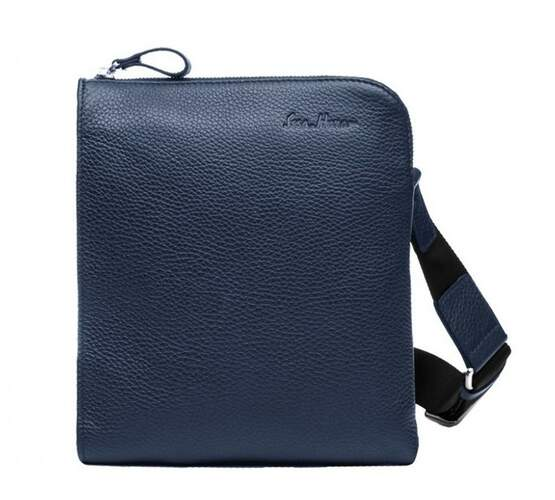 Кожаная сумка через плечо Issa Hara 12929 - фото 1