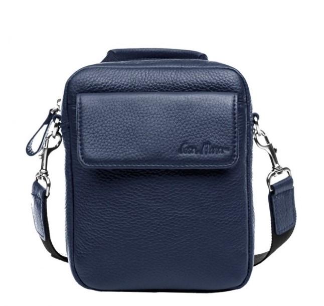 Кожаная сумка через плечо Issa Hara 12927 - фото 1