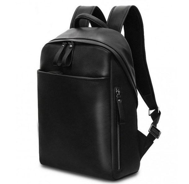 Кожаный мужской рюкзак TIDING 12660 - фото 1