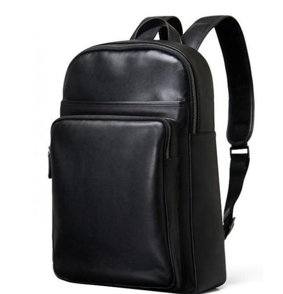 Кожаный рюкзак TIDING 12959 - фото 1