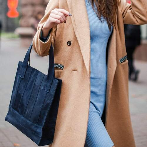 """Женская кожаная сумка Blanknote """"Бэтси"""" 8988 - фото 1"""