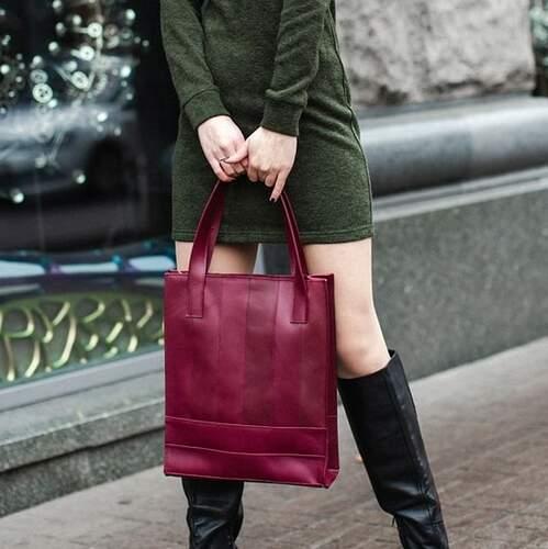 """Женская кожаная сумка Blanknote """"Бэтси"""" 9418 - фото 1"""