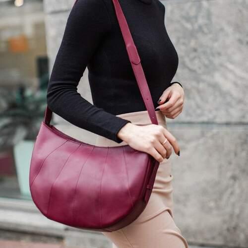 """Женская сумка Blanknote """"Круассан"""" 13956 - фото 1"""