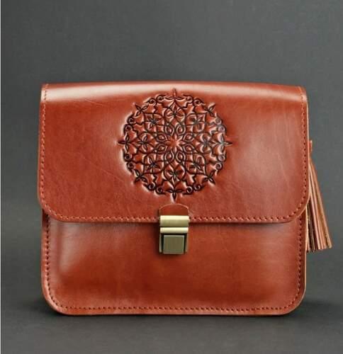 Женская сумка через плечо Blanknote 4729 - фото 1
