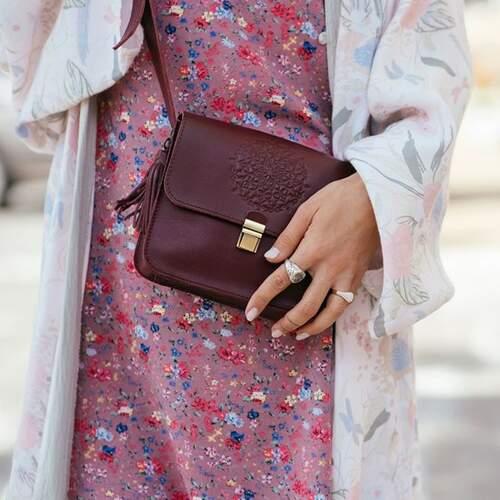 Женская сумка Blanknote БОХО-СУМКА ЛИЛУ 13950 - фото 1