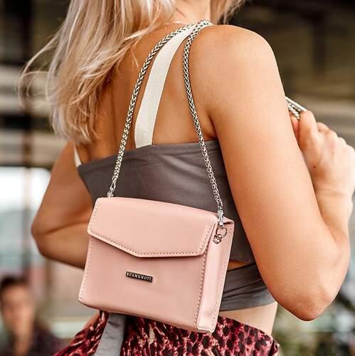 Женская кожаная сумка BlankNote Mini 14019 - фото 1
