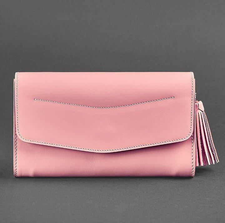 """Женская сумка Blanknote """"Элис"""" Розовый персик 12137 - фото 1"""