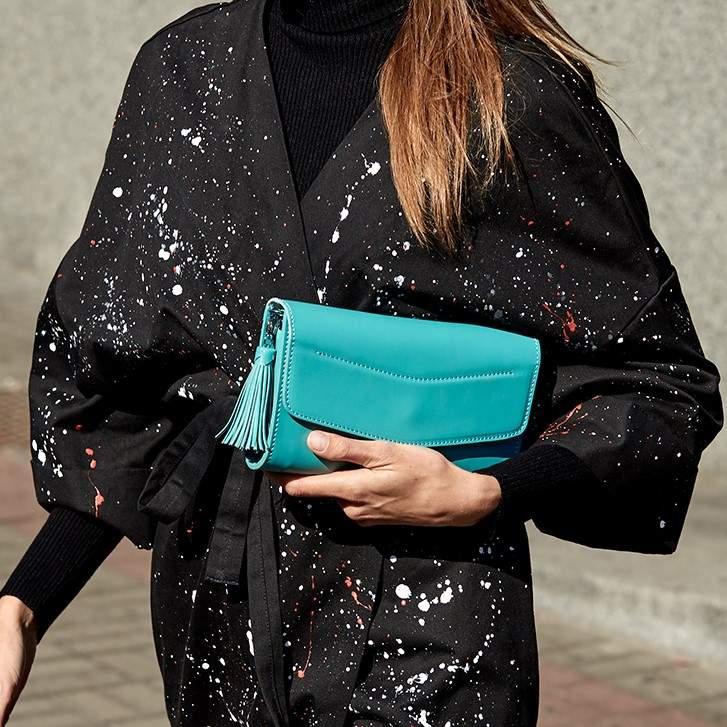"""Женская сумка Blanknote """"Элис"""" Тиффани 10175 - фото 1"""