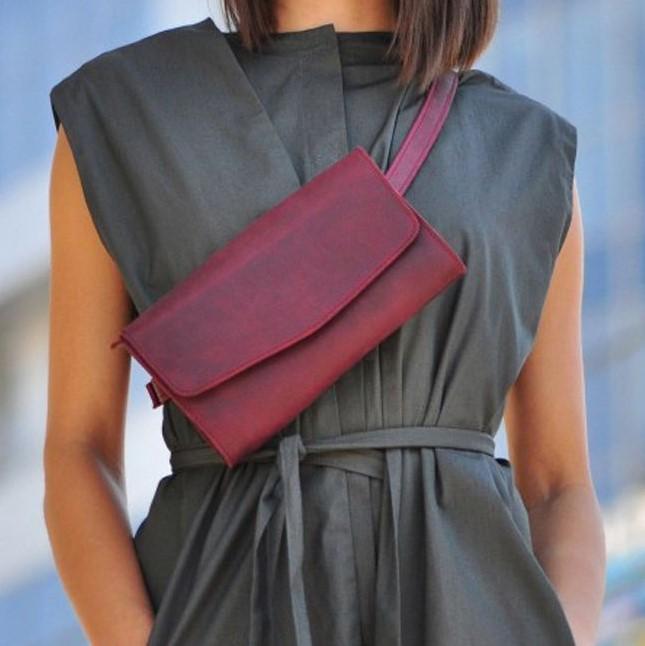 "Женская сумка Blanknote ""Элис"" Виноград 7936 - фото 1"