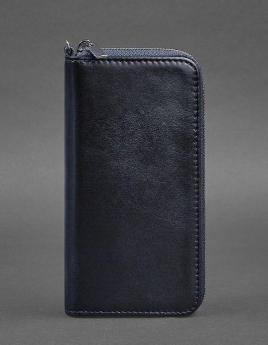 Кожаное портмоне Blanknote на молнии 6.1 17800 - фото 1