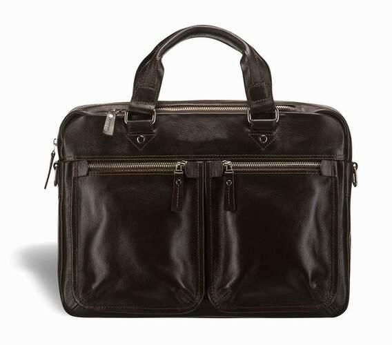Мужская кожаная сумка Blamont 5213 - фото 1